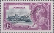 Stamp Dominica Catalog number: 89