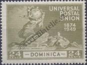 Stamp Dominica Catalog number: 115