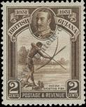 Stamp Guyana Catalog number: 152