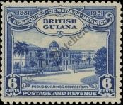 Stamp Guyana Catalog number: 154