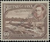 Stamp Guyana Catalog number: 183