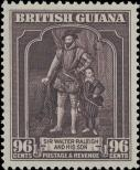 Stamp Guyana Catalog number: 184