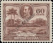Stamp Guyana Catalog number: 165