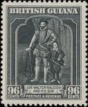 Stamp Guyana Catalog number: 167