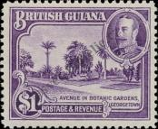 Stamp Guyana Catalog number: 168