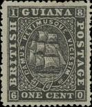 Stamp Guyana Catalog number: 15/C