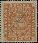 Stamp Guyana Catalog number: 16/C