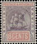 Stamp Guyana Catalog number: 87