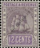 Stamp Guyana Catalog number: 89