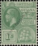 Stamp Guyana Catalog number: 128