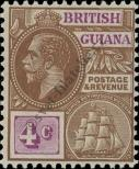 Stamp Guyana Catalog number: 130