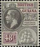 Stamp Guyana Catalog number: 135