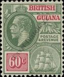 Stamp Guyana Catalog number: 136