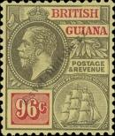 Stamp Guyana Catalog number: 138