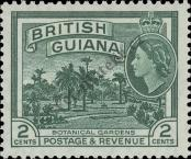 Stamp Guyana Catalog number: 200