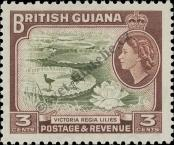 Stamp Guyana Catalog number: 201