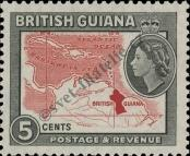 Stamp Guyana Catalog number: 203