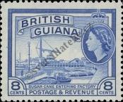 Stamp Guyana Catalog number: 205