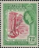 Stamp Guyana Catalog number: 210