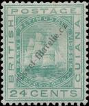 Stamp Guyana Catalog number: 38