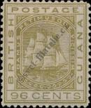 Stamp Guyana Catalog number: 40