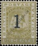 Stamp Guyana Catalog number: 51
