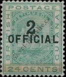 Stamp Guyana Catalog number: 57