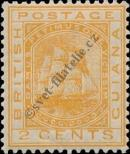 Stamp Guyana Catalog number: 61