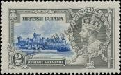 Stamp Guyana Catalog number: 169