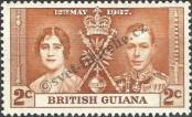 Stamp Guyana Catalog number: 173