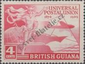 Stamp Guyana Catalog number: 192