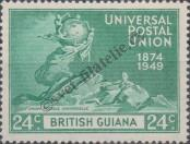 Stamp Guyana Catalog number: 195