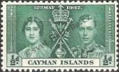 Stamp Cayman Islands Catalog number: 98