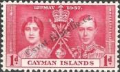 Stamp Cayman Islands Catalog number: 99