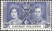 Stamp Cayman Islands Catalog number: 100