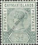Stamp Cayman Islands Catalog number: 1