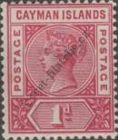 Stamp Cayman Islands Catalog number: 2