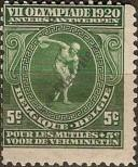 Stamp Belgium Catalog number: 159