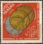 Stamp Panama Catalog number: 785