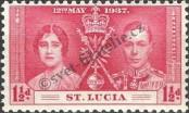 Stamp Saint Lucia Catalog number: 97