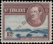 Stamp St. Vincent Catalog number: 120