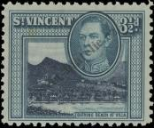 Stamp St. Vincent Catalog number: 126