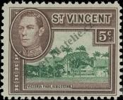 Stamp St. Vincent Catalog number: 145