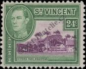 Stamp St. Vincent Catalog number: 151