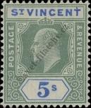 Stamp St. Vincent Catalog number: 61