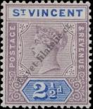 Stamp St. Vincent Catalog number: 46