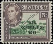 Stamp St. Vincent Catalog number: 165