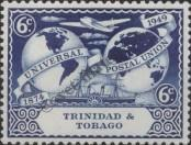 Stamp Trinidad & Tobago Catalog number: 150