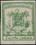 Stamp Venezuela Catalog number: 4
