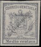 Stamp Venezuela Catalog number: 5